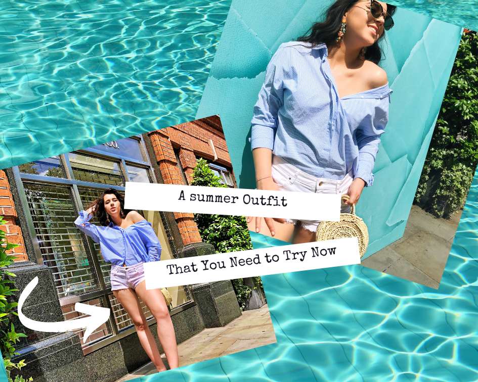 A Summer Outfit That You Need To Try Now | #SummerTrends