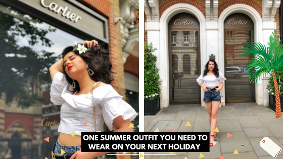 One Summer Outfit You Need to Wear on Your Next Holiday #SummerFashion