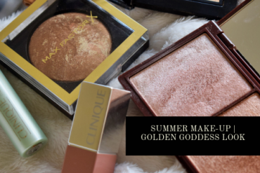 Summer Make-Up | Golden Goddess Look