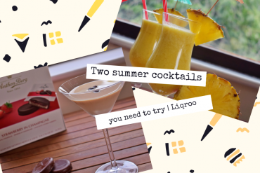 Two Summer Cocktails You Have to Try| Piña Colada & Espresso Martini |Liqroo