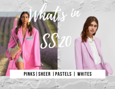 The 12 Biggest Spring/Summer 2020 Trends