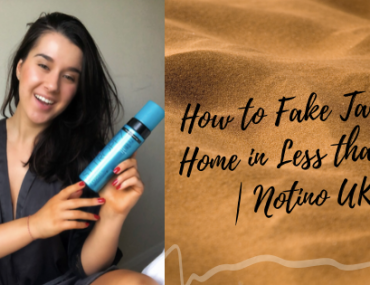 How to Fake Tan at Home in Less than 2h | Notino UK