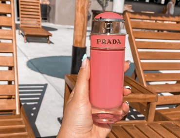 Summer Perfume | Prada Candy Gloss AD