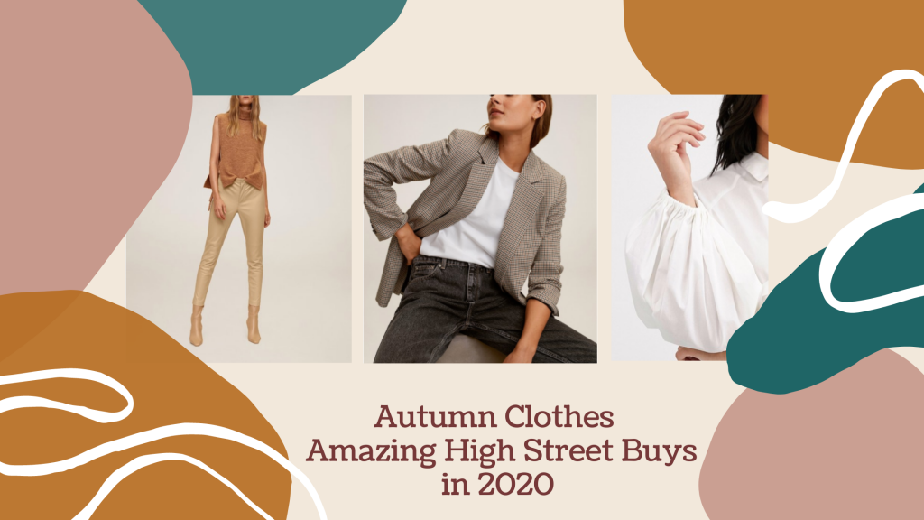 Autumn Clothes | Amazing High Street Buys in 2020
